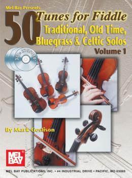50 Tunes for Fiddle Vol 1 w/Audio
