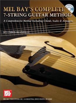Complete 7-String Guitar Method  Book/CD Set