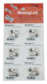 KMC Chain MISSINGLINKS KMC MISSING LINK