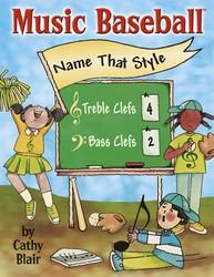 Music Baseball: Name That Style