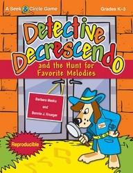 Detective Decrescendo Seek & Circle Games