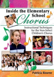 Inside the Elementary School Chorus (Book and DVD)