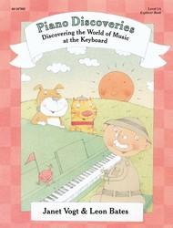 Piano Discoveries Piano Bk 1A Explorer Piano