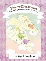 Piano Discoveries Theory Bk 1B Explorer Piano