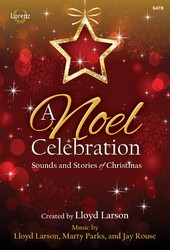 A Noel Celebration [choral satb] SATB,Pno
