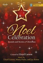 A Noel Celebration - SATB Score with Performance CD SATB,Pno,P