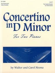 Concertino In D Minor