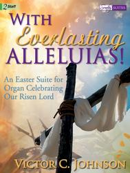 With Everlasting Alleluias [organ]
