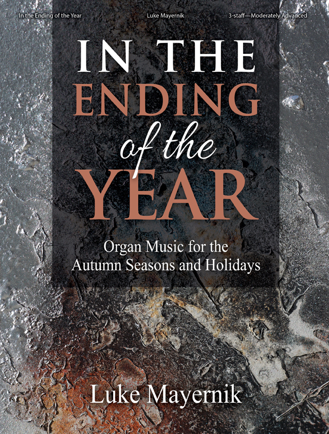 Lorenz    In the Ending of the Year - Organ 3 staff