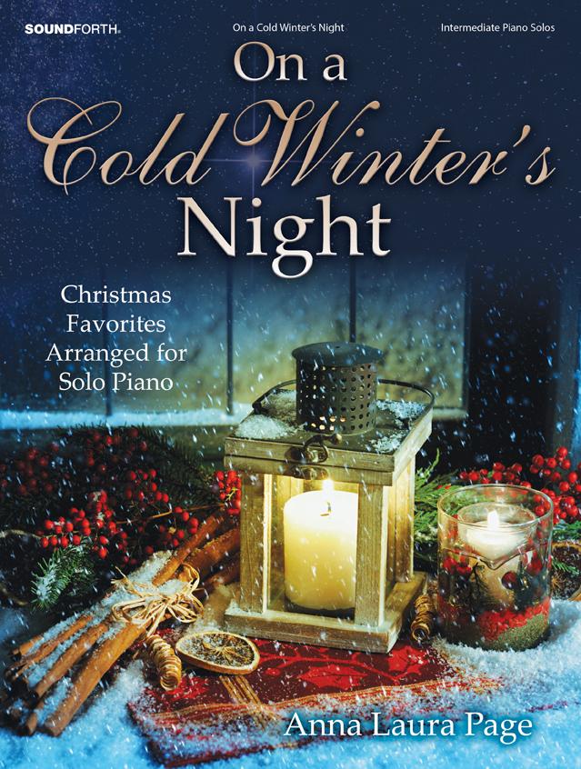 On a Cold Winter's Night - Piano Solo