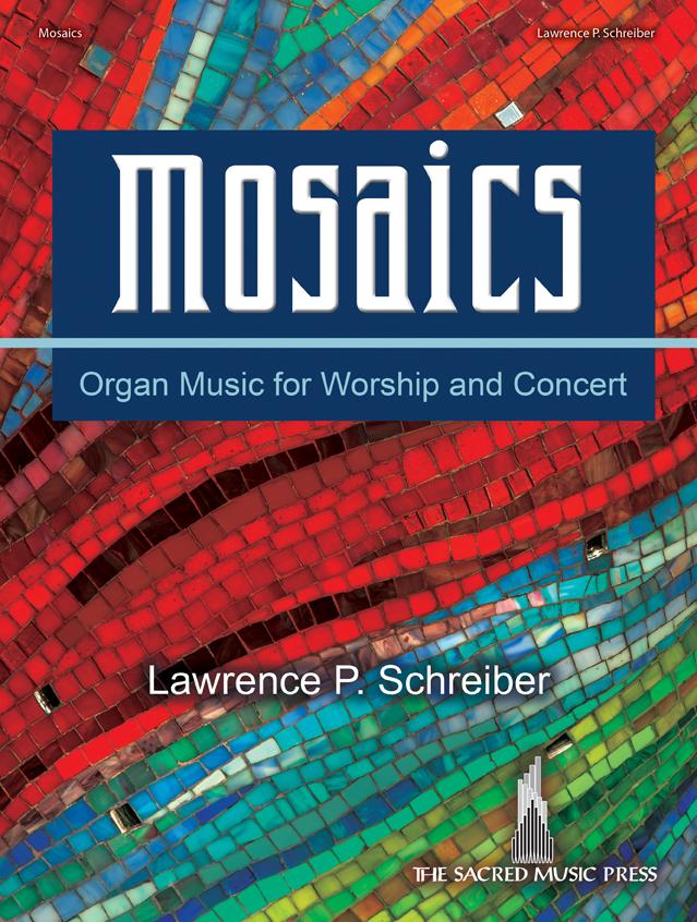 Mosaics - Organ Solo