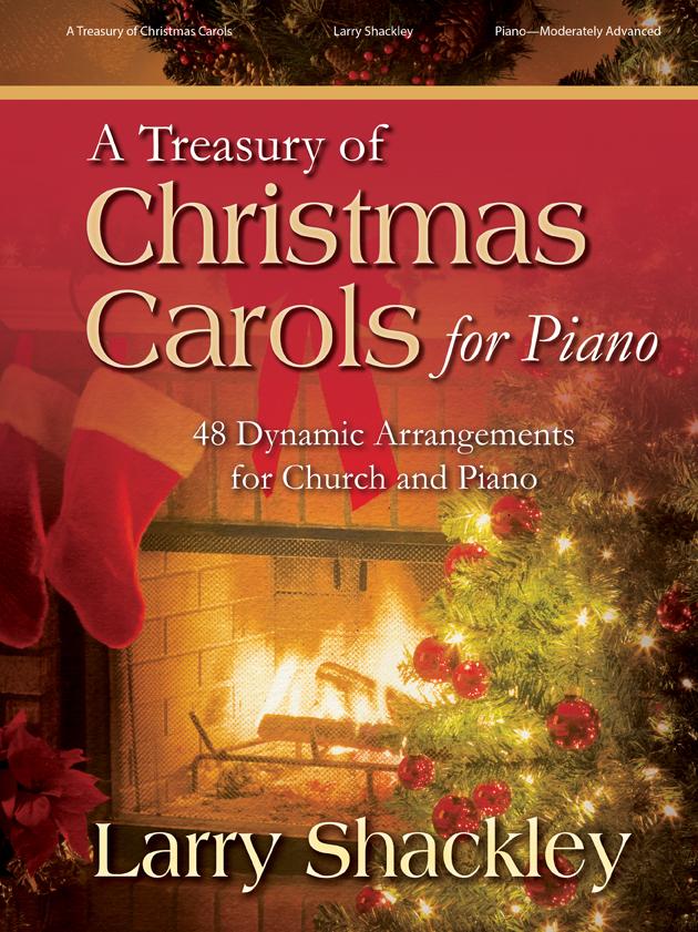 Treasury of Christmas Carols for Piano
