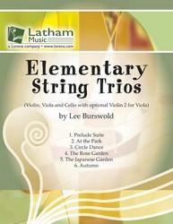 Elementary String Trios