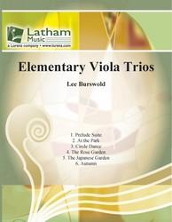 Elementary Viola Trios