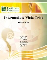 Intermediate Viola Trios