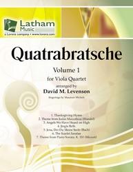 Quatrabratsche  Volume 1 for Viola Quartet