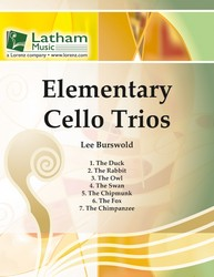 Elementary Cello Trios