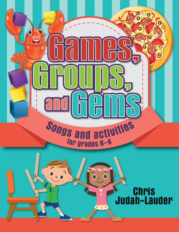 Games, Groups, and Gems [music education] Book,Data