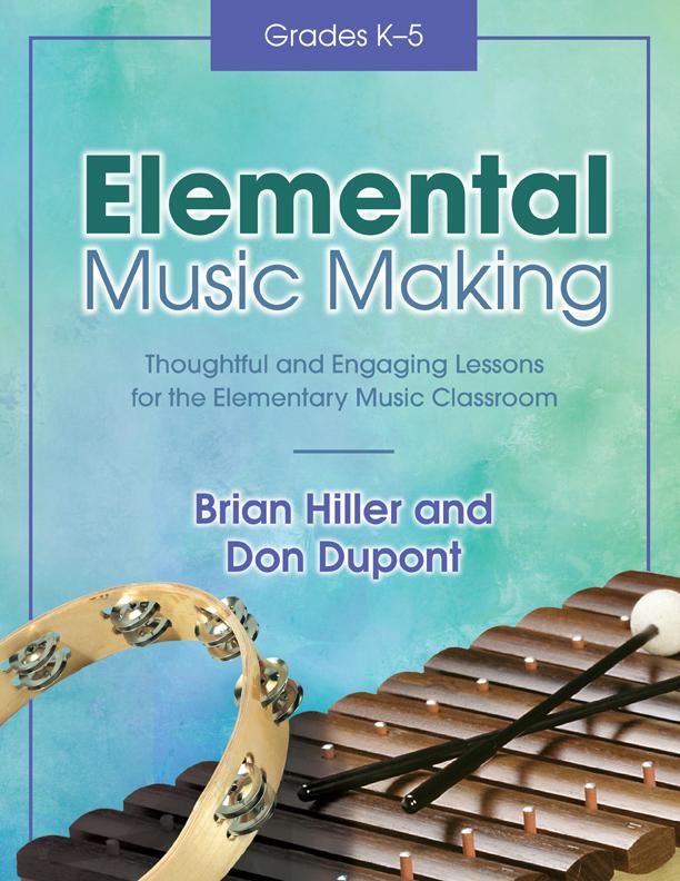 Elemental Music Making [music education] Book,Data