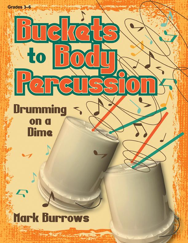 Buckets to Body Percussion [mudic education] Reproducib