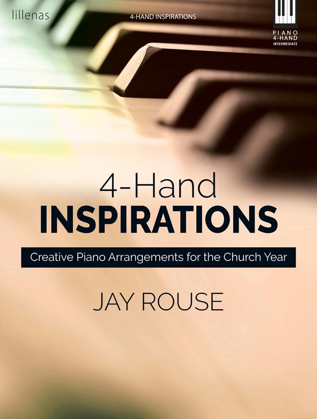 4-Hands of Praise! [intermediate piano duet] Rouse Pno 4-hand