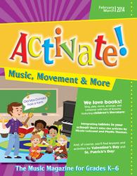 Activate! Feb/Mar 14 Games,Uni,