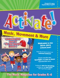 Activate! Aug/Sept 14 Games,Uni,