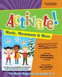 Activate! Dec 14/Jan 15 Games,Uni,
