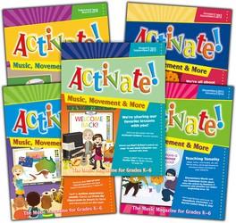 Activate! - Complete Set of Vol. 8 Games,Uni,