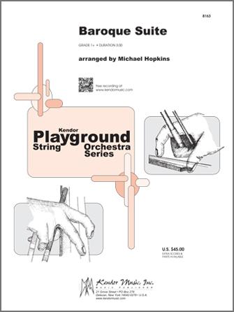 Kendor Telemann             Hopkins M  Baroque Suite - String Orchestra