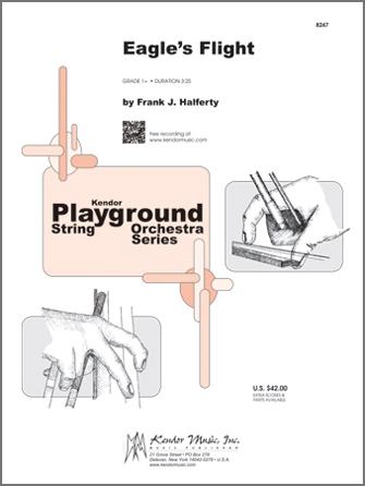 Kendor Halferty F             Eagle's Flight - String Orchestra