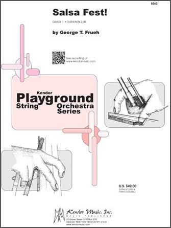 Kendor Frueh G                Salsa Fest - String Orchestra