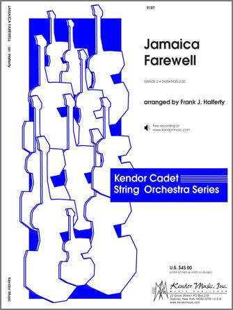 Kendor Halferty             Halferty F  Jamaica Farewell - String Orchestra