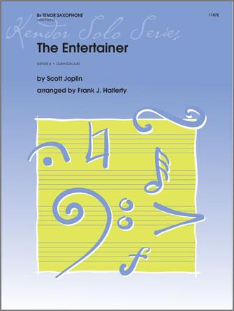 Entertainer [tenor sax]