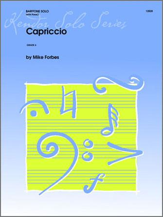 Kendor Forbes M               Capriccio - Baritone