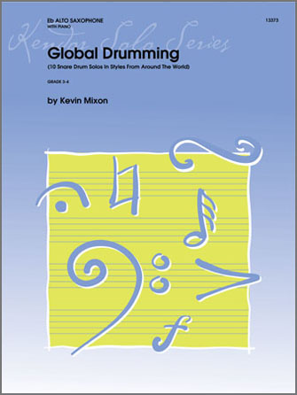 Global Drumming - 10 Snare Drum Solos In Styles From Around The World