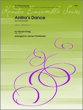 Anitra's Dance [woodwind 5tet] WWD 5TET