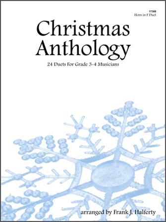 Kendor Various              Halferty F  Christmas Anthology - Horn Duet