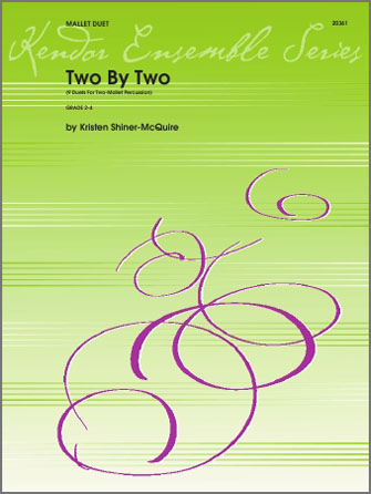 Two By Two - Mallet Duet