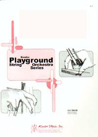 Kendor Caponegro J   Bow-Regard's Parade - String Orchestra