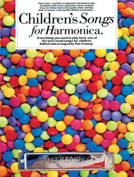 Children's Songs For Harmonica -