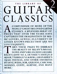Library of Guitar CLassics Vol 2