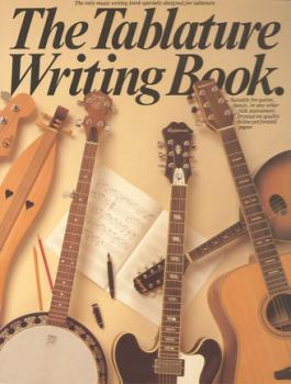 Tablature Writing Book -