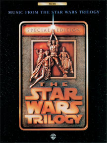 Star Wars Trilogy - Flute