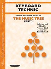 Music Tree Keyboard Technic Part 3 PIANO