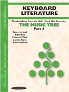 Music Tree Keyboard Literature Part 4 PIANO