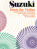 Duets for Violins [Violin]