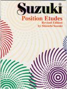 Suzuki Position Etudes (Revised) - Violin