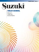 Suzuki Violin School Violin Part, Volume 3 (Revised) [Violin]