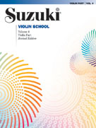 Suzuki Violin School Vol 4 Revised